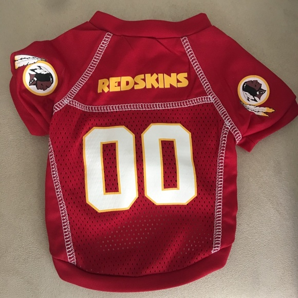 sports shoes 3e4e3 41377 Redskins Dog Jersey XS